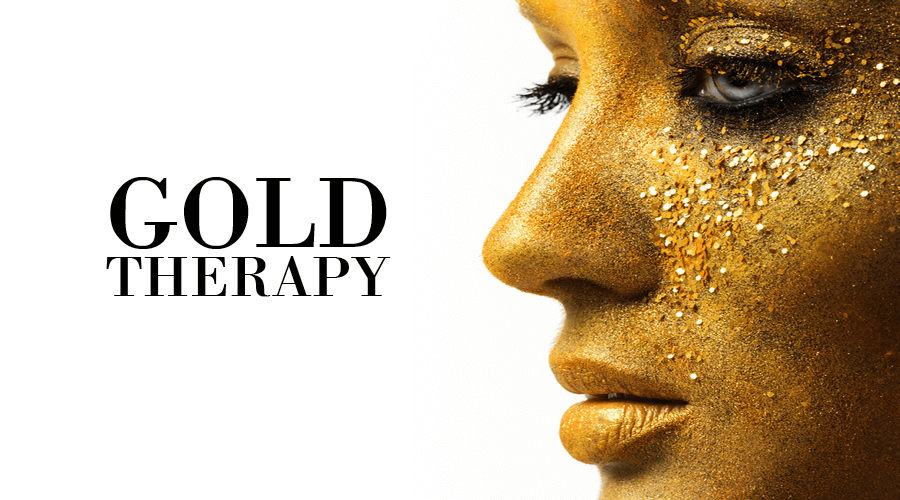 GOLD THERAPY