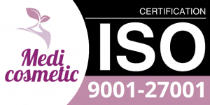 Medi Cosmetic ISO Badge